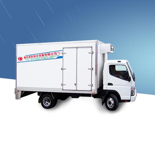 冷藏车厢在冷链物流行业的巨大贡献