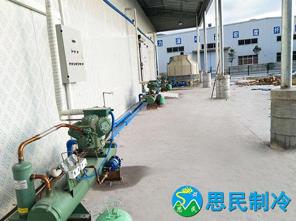 贵州工业冷库4