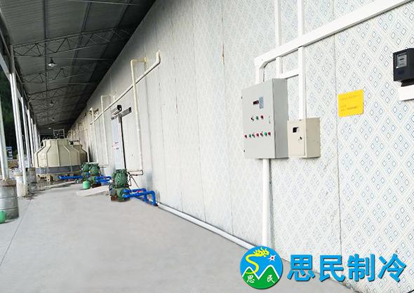 贵州工业冷库5