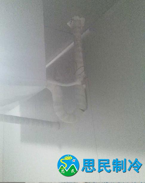 广西柳州双温冷库3