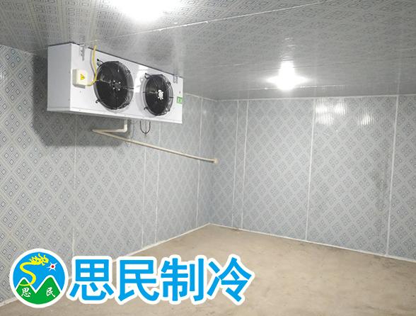 四川蔬果保鲜冷库5