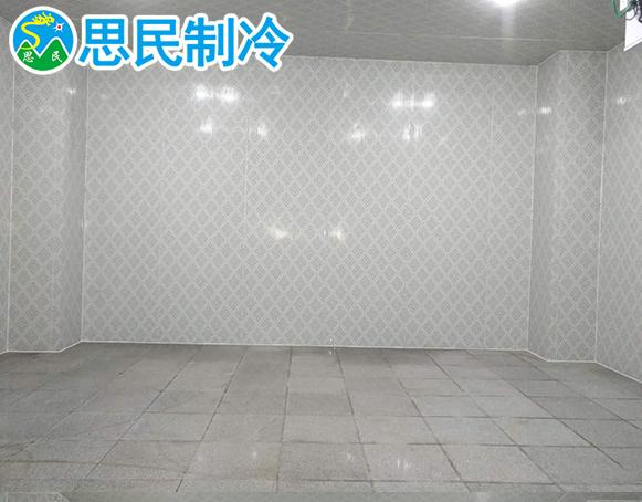 重庆蔬果保鲜冷库 4