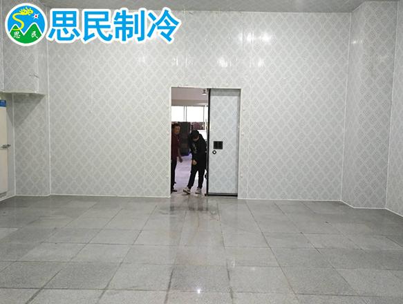重庆蔬果保鲜冷库 5