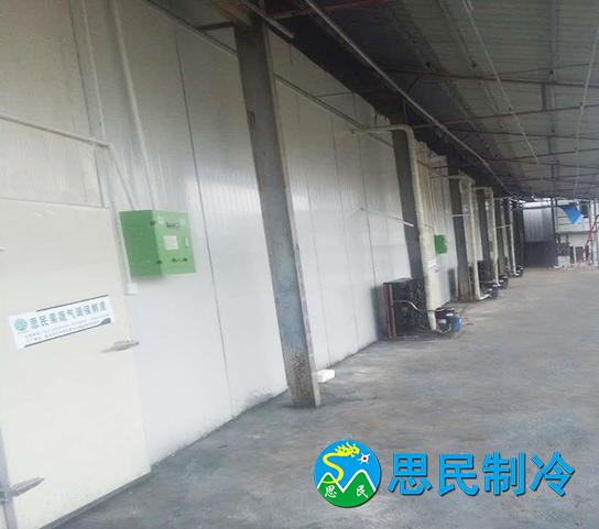 贵州保鲜冷库建造2