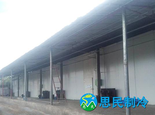 贵州保鲜冷库建造4