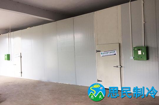 贵州保鲜冷库建造7
