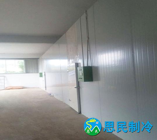贵州保鲜冷库建造6