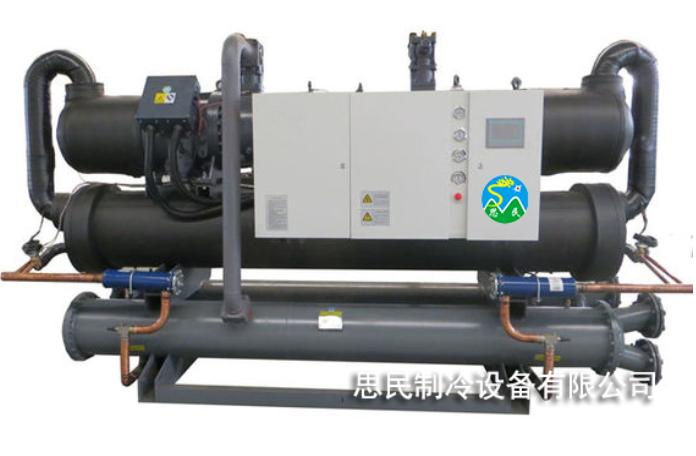 制冷设备-工业冷水机组